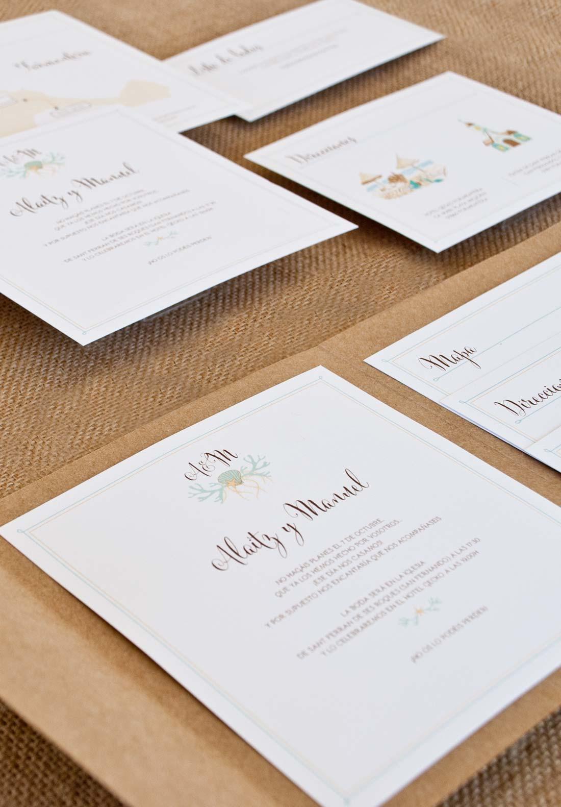 giset wedding invitaciones de boda personalizadas invitacion de boda kraft con carpeta