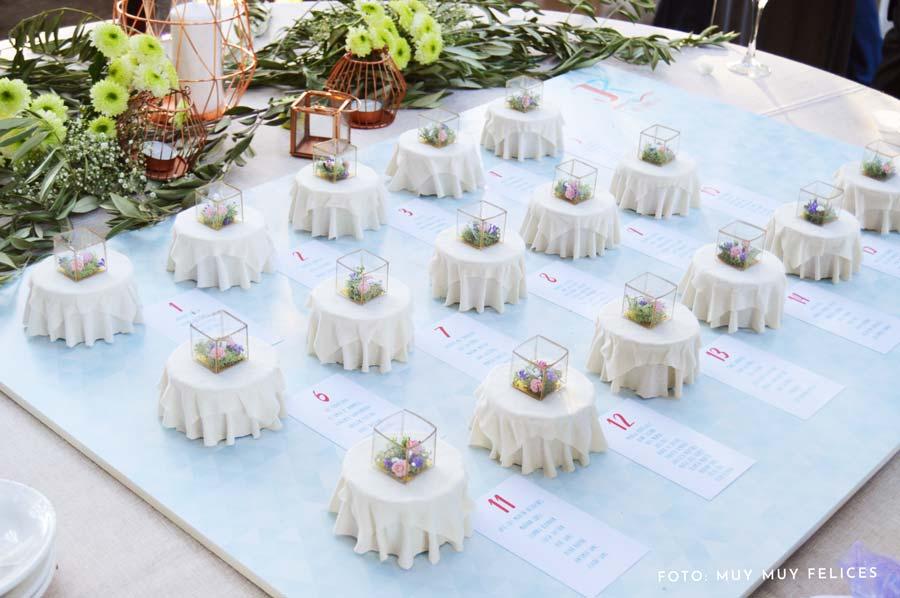 giset wedding seating de boda personalizado seating plan diferente