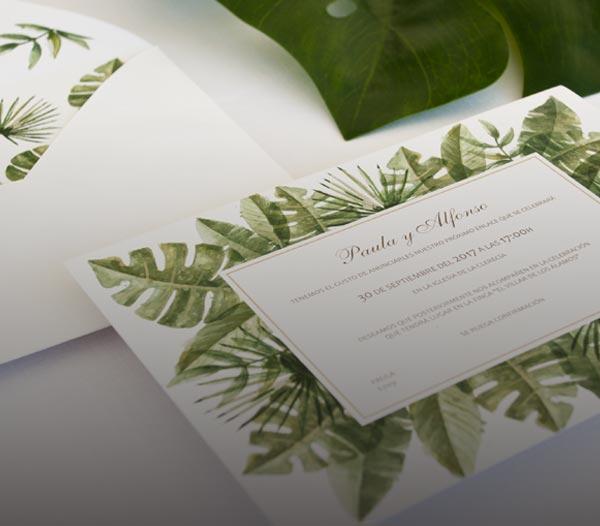 giset wedding invitaciones de boda tienda online