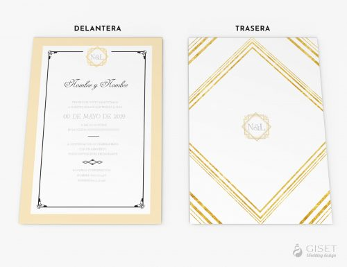 invitaciones de boda estilo gatsby giset wedding 22