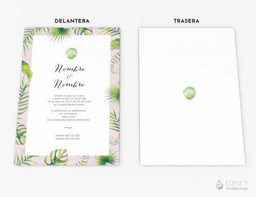 invitaciones de boda tropicales giset wedding 54